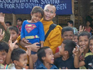 School for poor children and orphanes in Cambodia