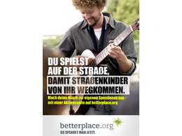 Singing for Change - Du spendest, ich singe