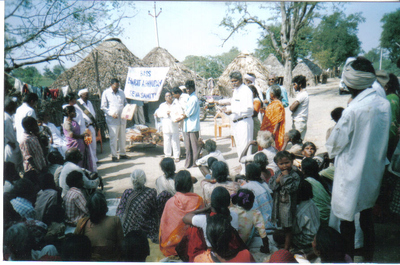 Big_balnkets_and_sarees__distribution_to_slum_people_in_chilakal