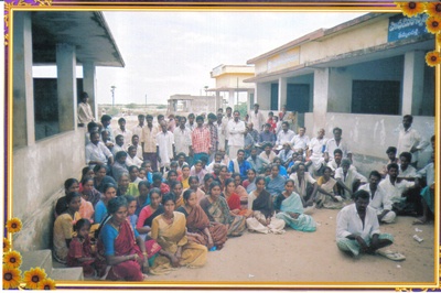 Big_meeting_with_cyclone_prone_village_thummalapalli_people