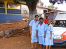 Krankenstation in Sierra Leone