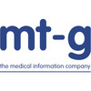 Logo mt-g medical translation GmbH & Co. KG
