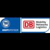Logo Deutsche Bahn - Spiel gegen Hertha BSC