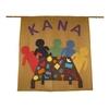 Fill 100x100 kana wandbehang 2010 2 freigestellt